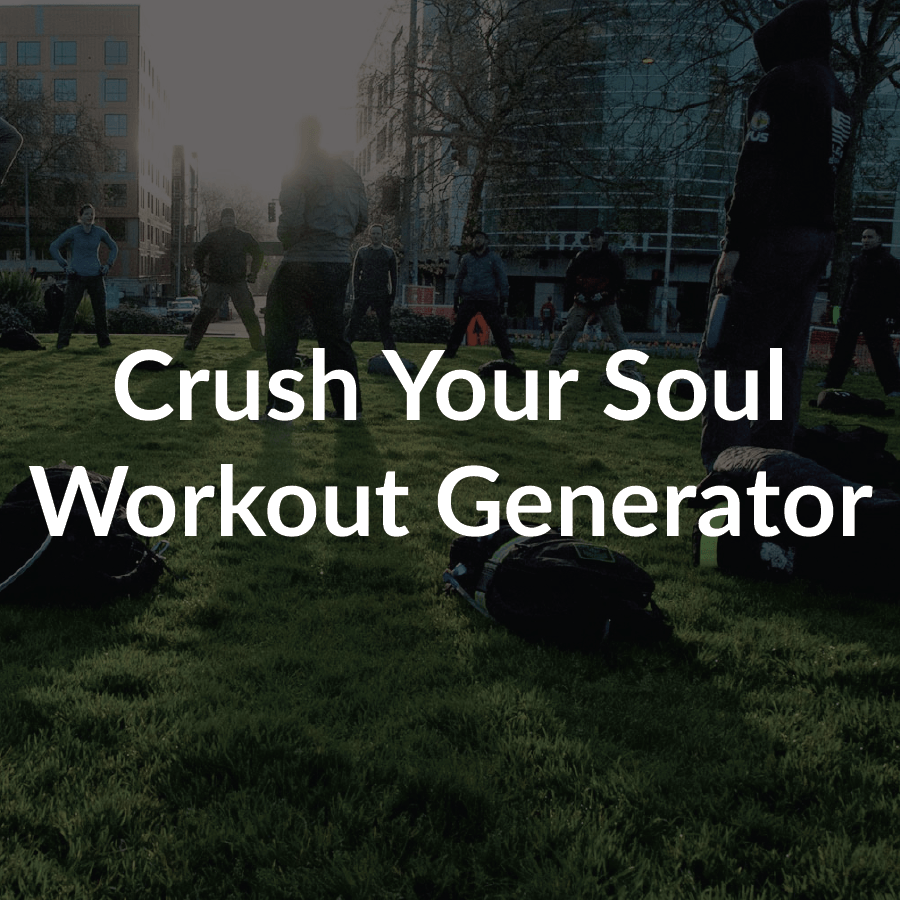 Crush Your Soul Homepage Image