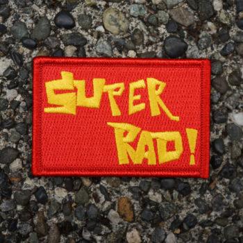 Super Rad! Patch