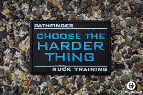 PATHFINDER Choose the Harder Thing (CTHT) Patch