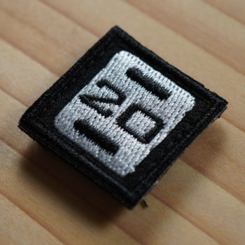 """1"""" x 1"""" Icon Patches"""