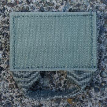 LFUP + HPP (Loop - Front Upper Patch + Hidden Patch Pocket)