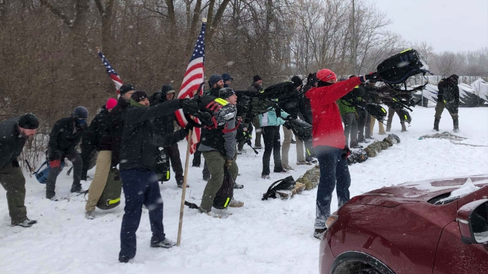 ADR 086: GORUCK Battle of the Bulge with Keto Rucker - All