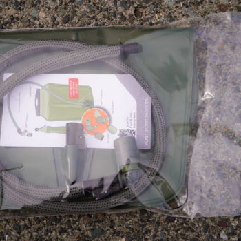SOURCE Tactical WLPS 3L Low Profile Hydration Bladder System
