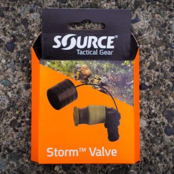 Source Tactical Storm Non-Bite Hydration Valve