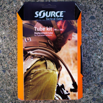Source Hydration Replacement Tube (Hose) Kit