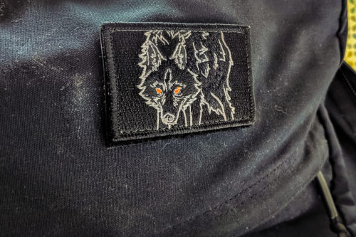 """The """"Wolf"""" Patch"""