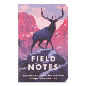 """Field Notes """"National Parks"""" Limited Edition Notebooks (Series C)"""
