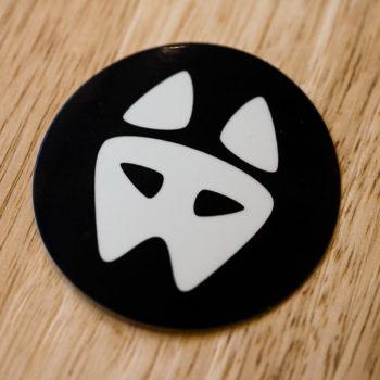 Patreon: Bonus Logo Sticker