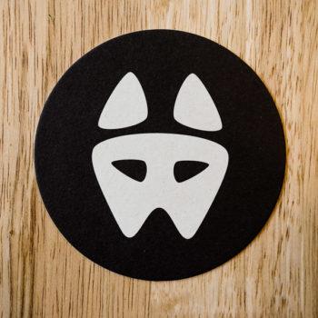 Patreon: Bonus Logo Coaster