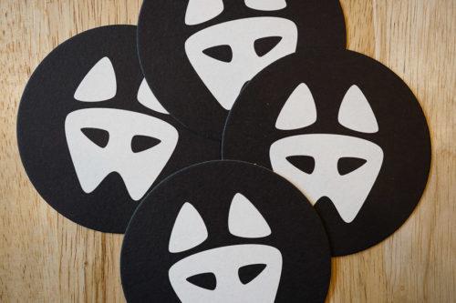 ADR Logo Coasters 4-Pack