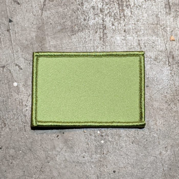 Blank Velcro Patches