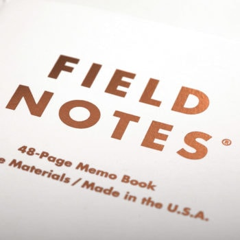 """Field Notes """"Group Eleven"""" Limited Edition Notebooks (3 Pack)"""
