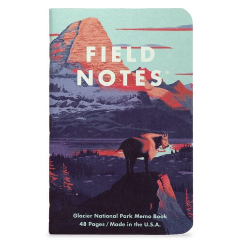 """Field Notes """"National Parks"""" Limited Edition Notebooks (Series F)"""