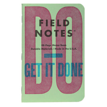 """Field Notes """"United States of Letterpress"""" Limited Edition Notebooks (Pack B)"""